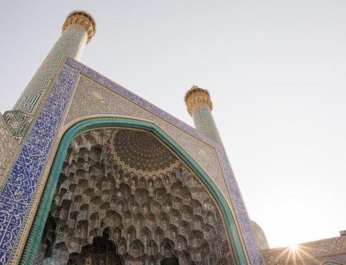 Írán – krátký výlet za krásami staré Persie a nejlepšími lidmi